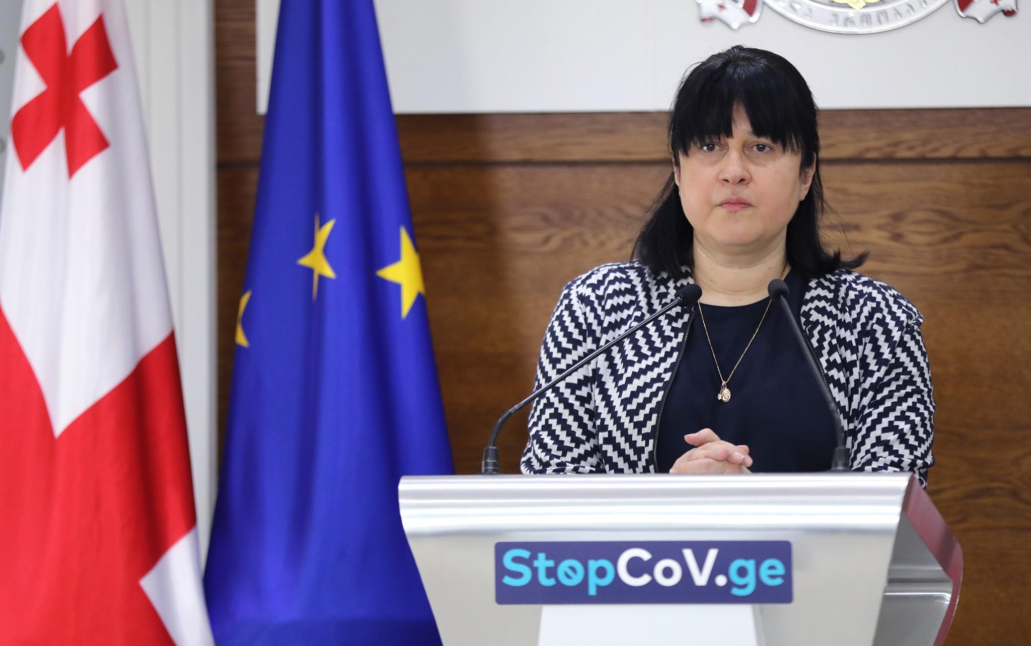 ბრიფინგი ვაქცინების დანერგვის უწყებათშორისი საკოორდინაციო კომისიის გადაწყვეტილებების შესახებ 19,05,2021